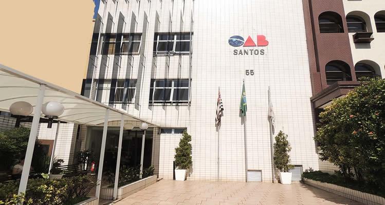 OAB Santos é referência em serviços para a advocacia