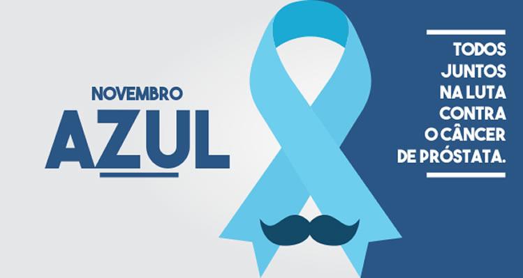 CAASP engaja-se no Novembro Azul, ação de alerta contra o câncer de próstata